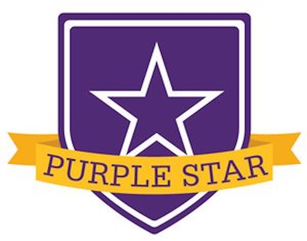 Purple Star Award