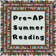 Pre-AP Summer Reading image