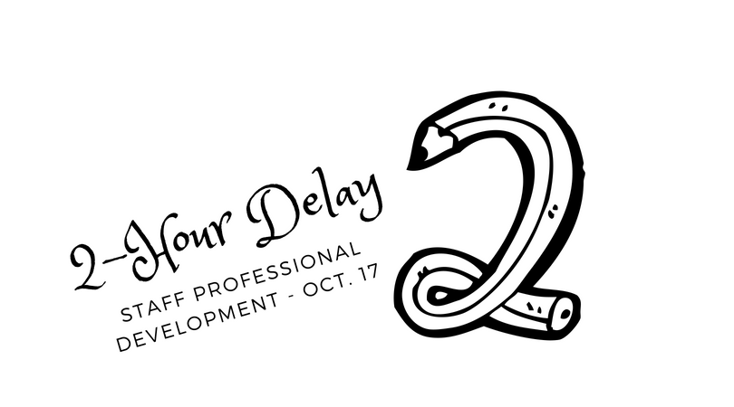 2 hour delay graphic